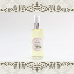 Organic Cosmetics-Organic Body Oil