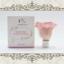 Organic Cosmetics-Organic Rose Foundation-White Rose Nude Rose
