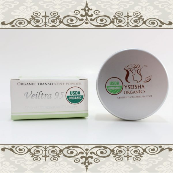 Organic Cosmetics-Organic Translucent Powder-1