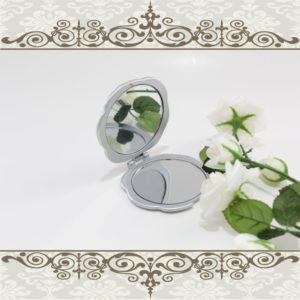 rose makeup mirror
